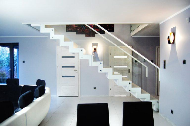 Jakie schody nowoczesne są najlepsze?