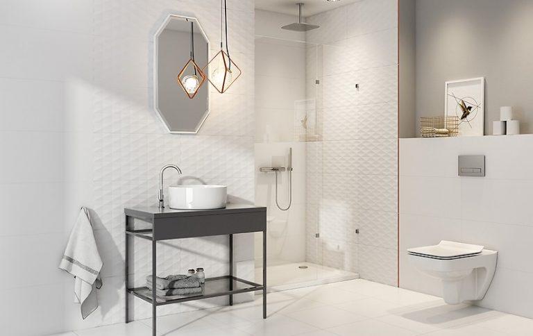 Czy już wiesz jakie płytki położysz w remontowanej łazience?